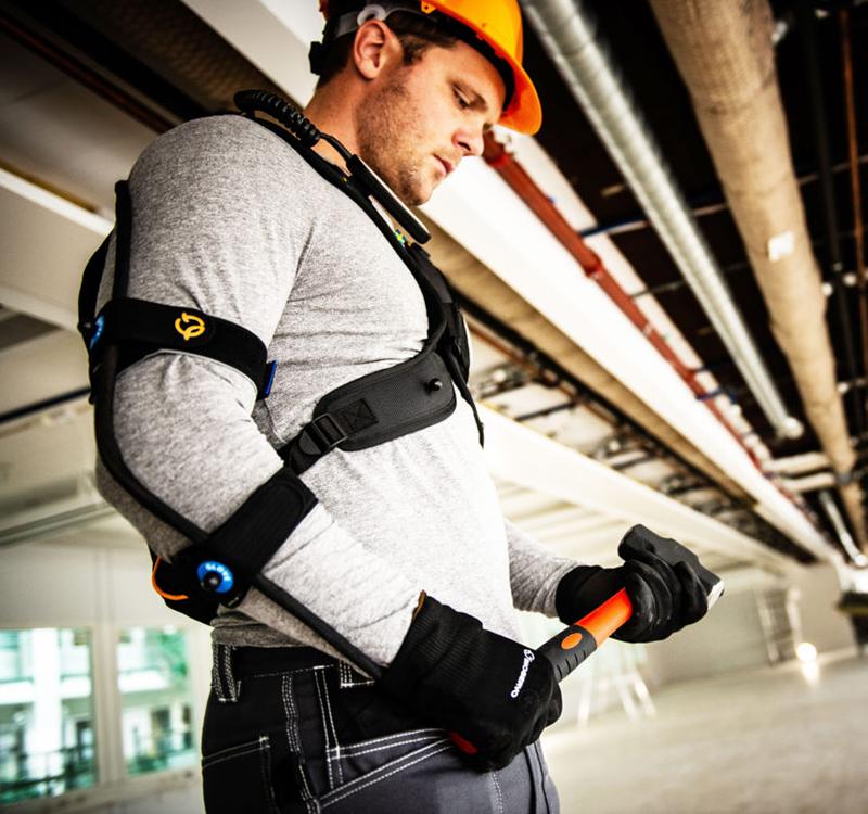 Bioservo Ironhand exoskelet