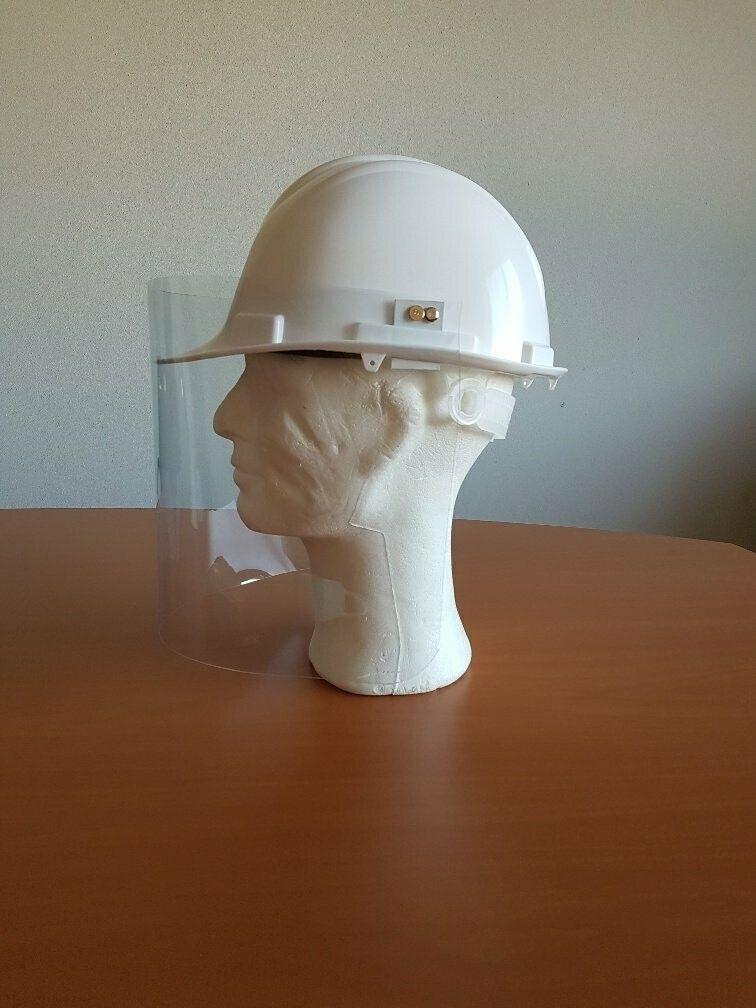 Ergowork gezichtsbescherming