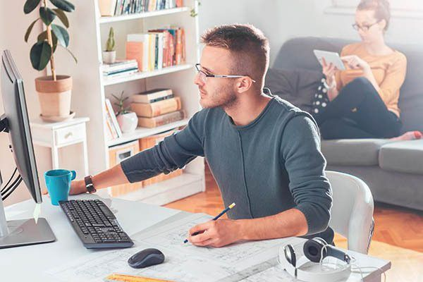 Online workshop Gezond thuiswerken