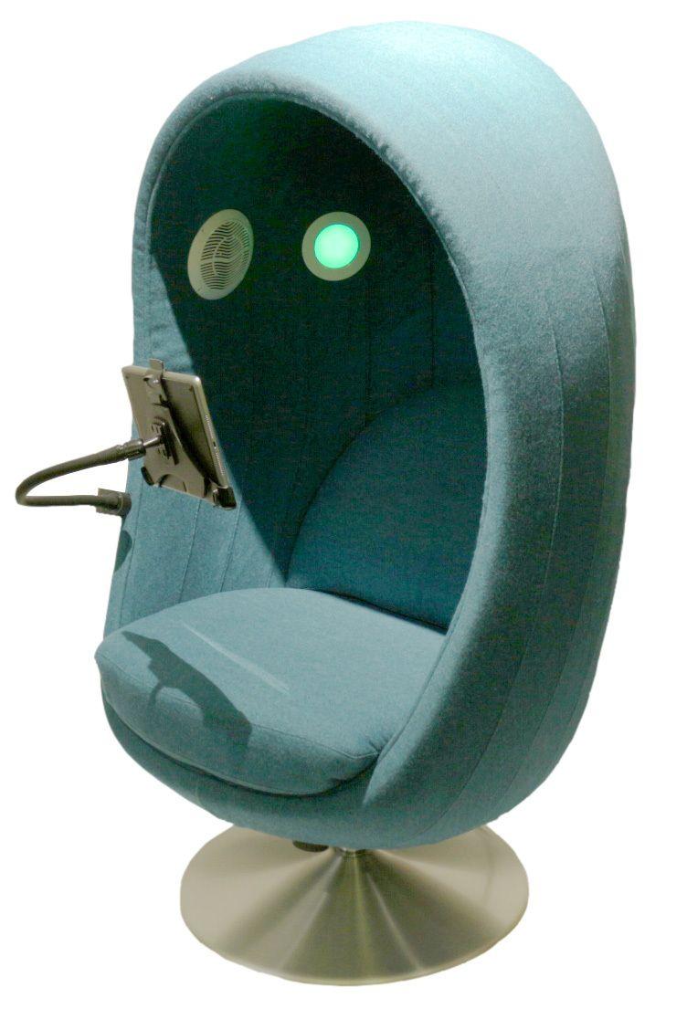4 Senses akoestische stoel