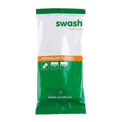 Swash Perineum Gloves Parfumvrij 8 stuks Health2Work
