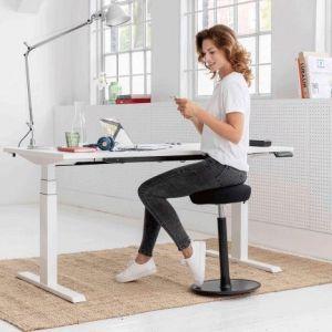 @home Ergodesk E2T elektrisch verstelbaar zit-sta thuiswerkbureau (v.a. €603,79 incl. BTW)