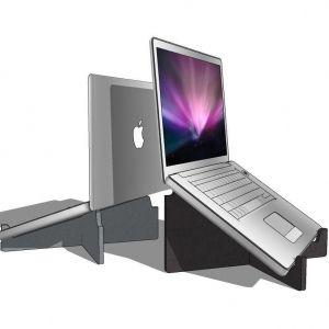 @home Ergowork laptopstandaard circulair
