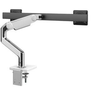 Humanscale M8.1 crossbar flatscreenarm