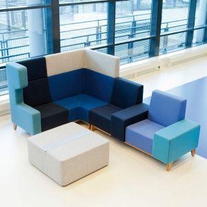 Unite akoestisch meubilair