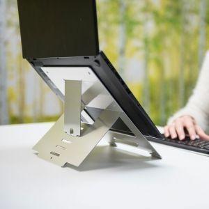 @home Ergoriser Flexible laptophouder (€83,49 incl. BTW)
