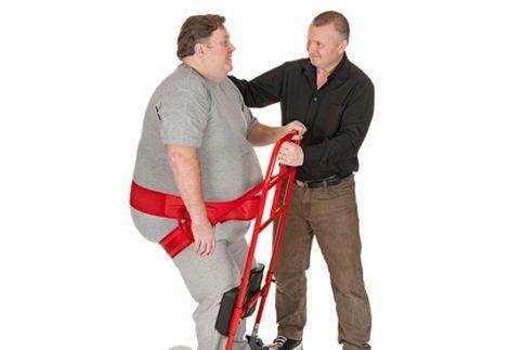 Transfers en positioneren van obese cliënten