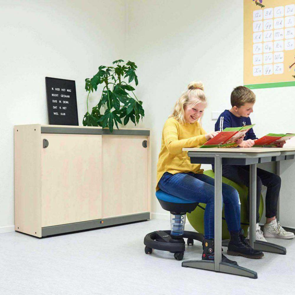 Health2School bij OBS It Skriuwboerd