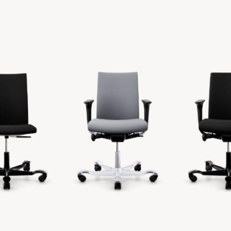 HAG Creed 6003 bureaustoelen bij Gemeente Nieuwkoop