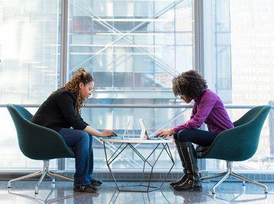 Minder (rug)klachten dankzij een ergonomische bureaustoel
