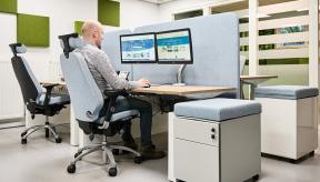 Top 5 ergonomische bureaus