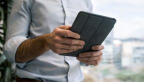Hoe werk je comfortabel met een tablet?