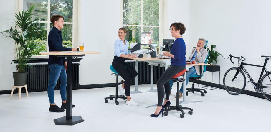In balans op je werkplek