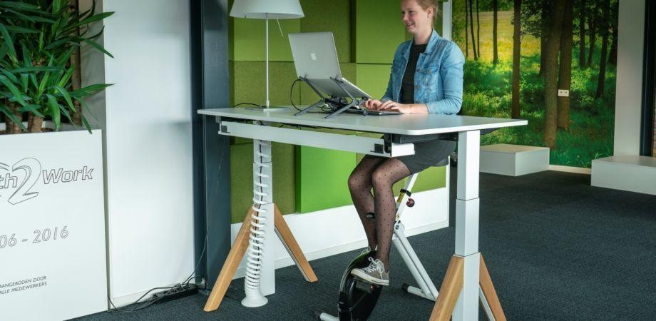 Meer bewegen op je werk?