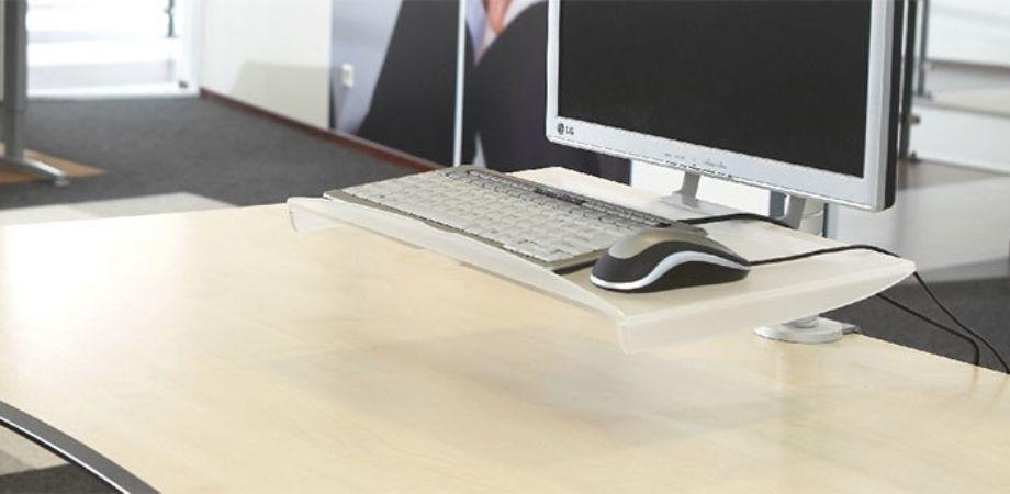 'Clear and Clean desk' werken