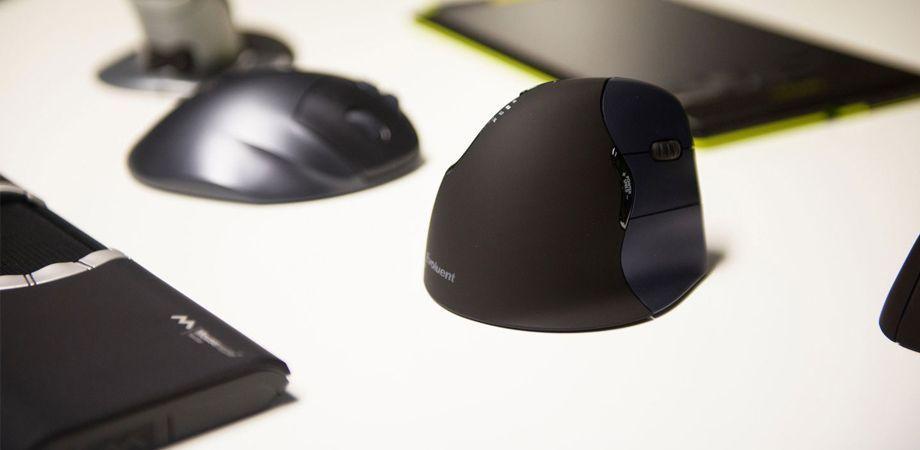 De ideale ergonomische muis tegen jouw klachten!