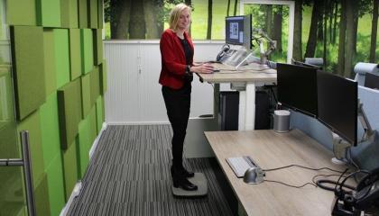 De voordelen van een zit sta bureau