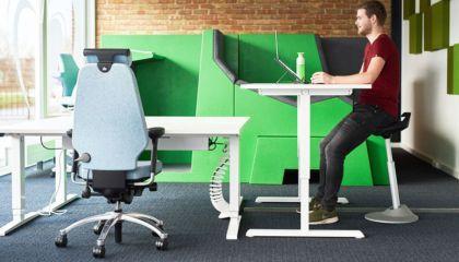 5 redenen om meer te bewegen op je werkplek
