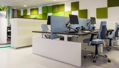 Ontmoet een dynamische en gezonde werkplek aan de A7 en A27