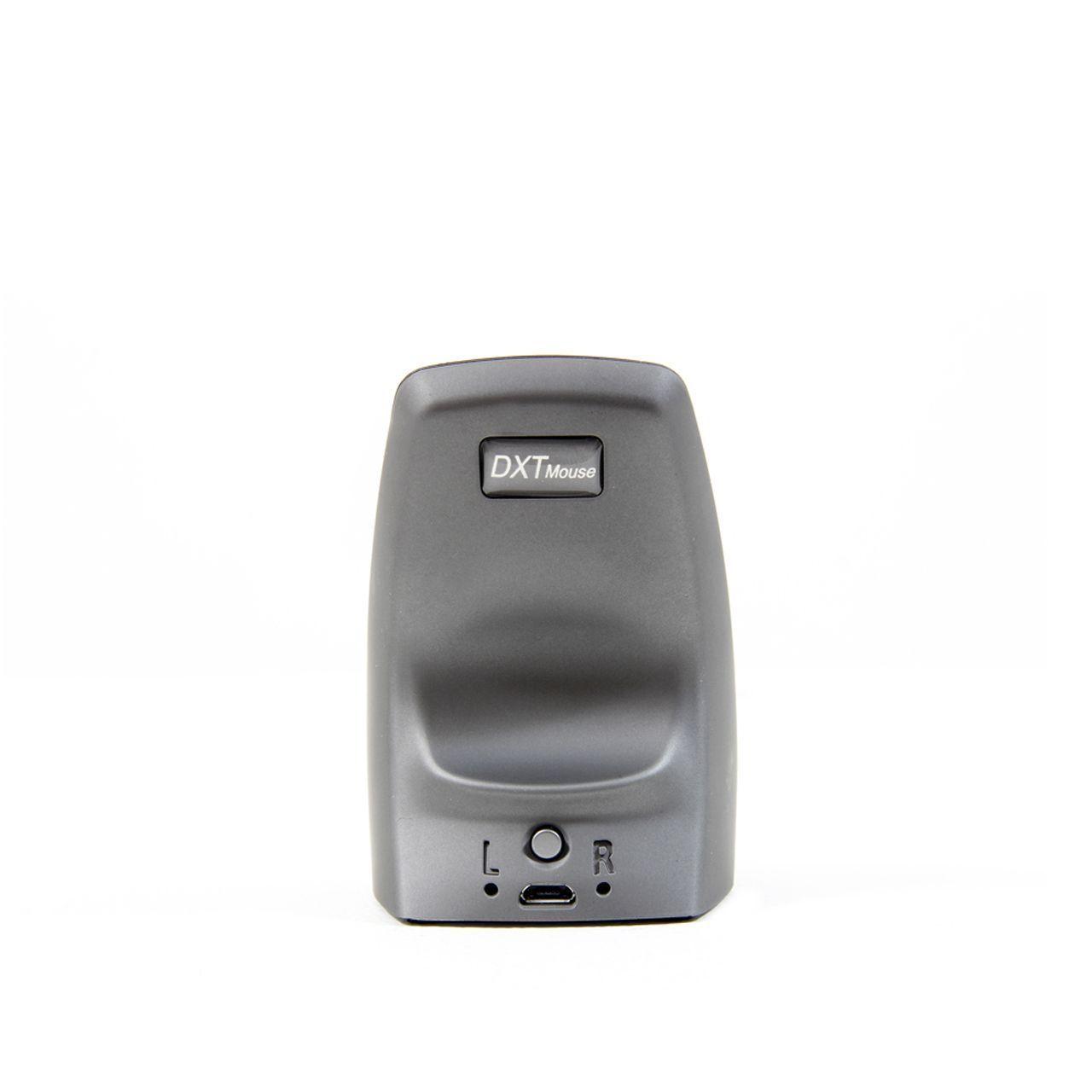 DXT verticale muis draadloos achterzijde