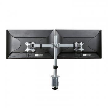 Ergofocus-tft-dual-arm-zilver-schermen