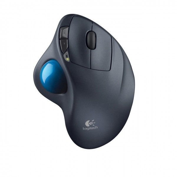 Logitech wireless trackball m570 mouse mu