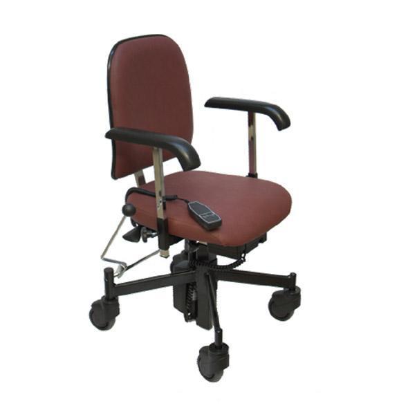 Mondo elektrische trippelstoel zorgstoelen ARTNRNNB 0000s 0000 Voorkant