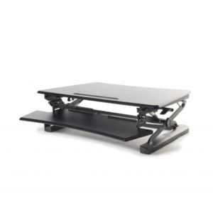Adjustable Sit-Stand Desk Riser
