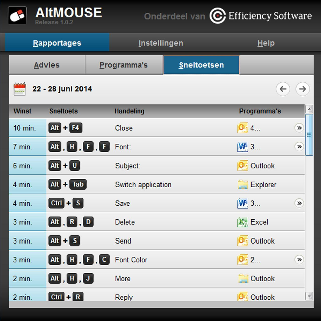 altmouse software arbosoftware ARTNRNNB categorie