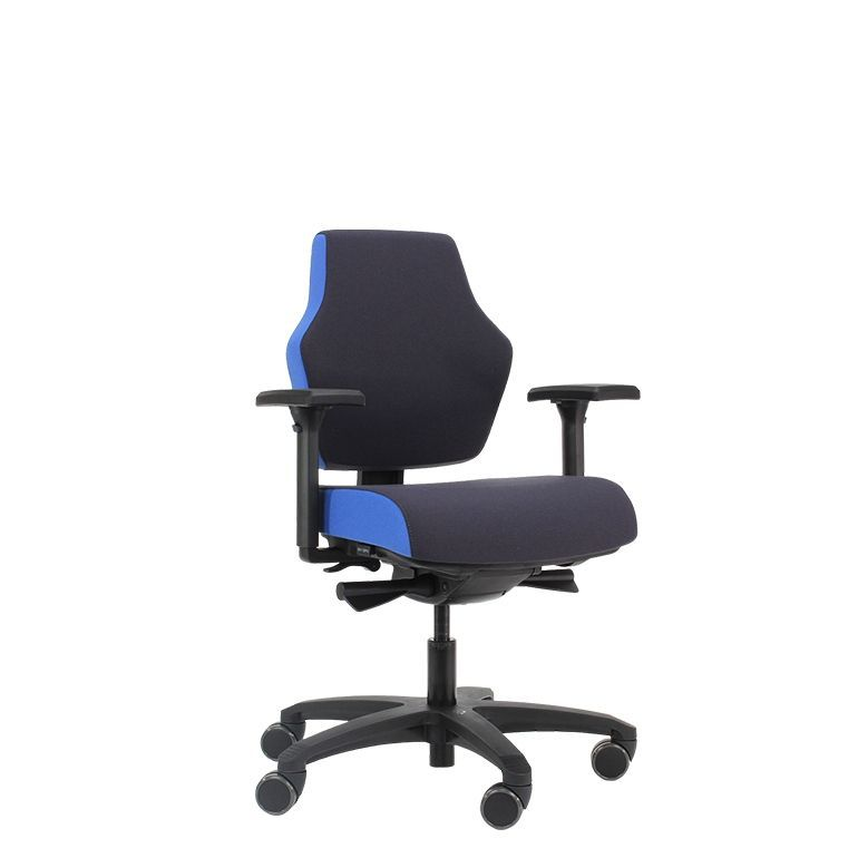 At-work-bicolor-antraciet-blauw