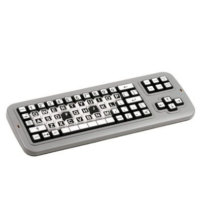Clevy Big Keys Contrast toetsenbord