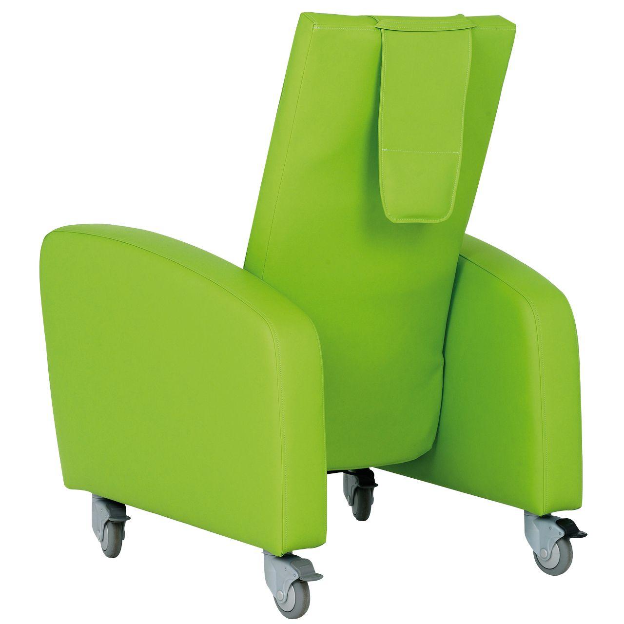 comfort general stoel zorg achterkant