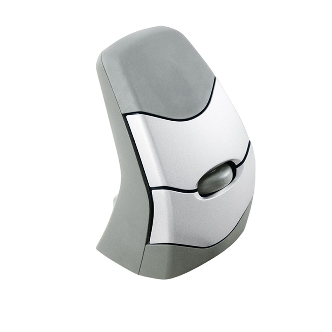 DXT Precision Mouse draadloos zijkant