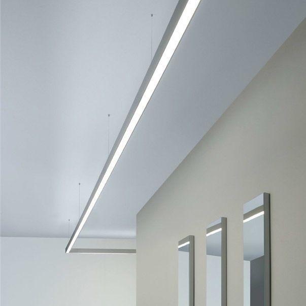 Ergolight pendel design plafondverlichting health2work for Plafondverlichting
