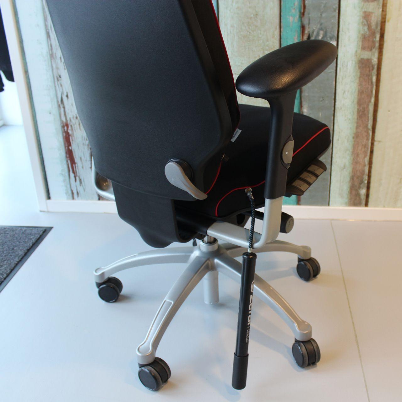 Ergoshape ergonomische bureaustoel achterkant