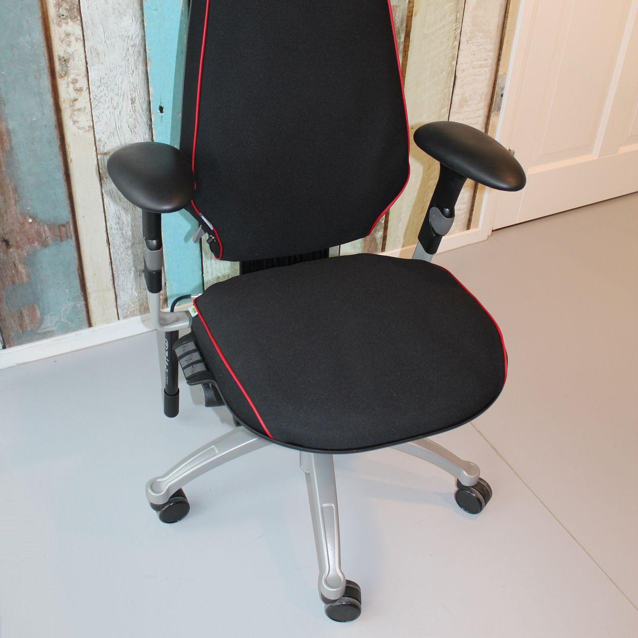 Ergoshape ergonomische bureaustoel zittingen