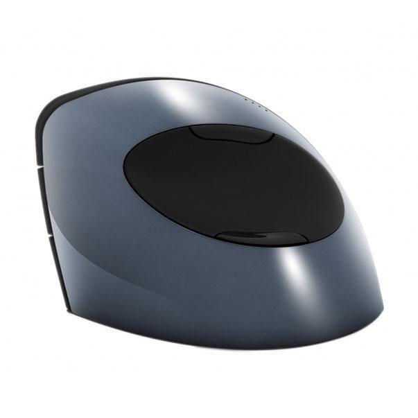 Evoluent C Bedraad Verticale muis Zijaanzicht