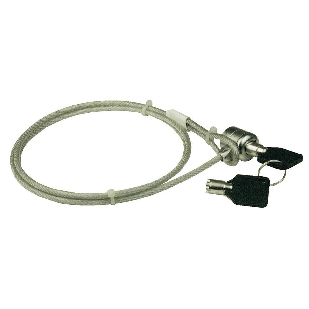 Antidiefstal kabel voor flatscreenarm