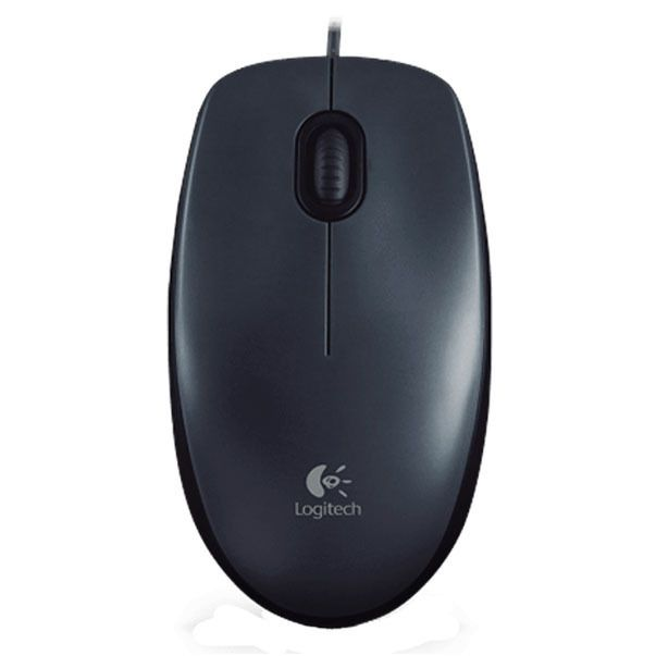 Logitech M90 symmetrische muis