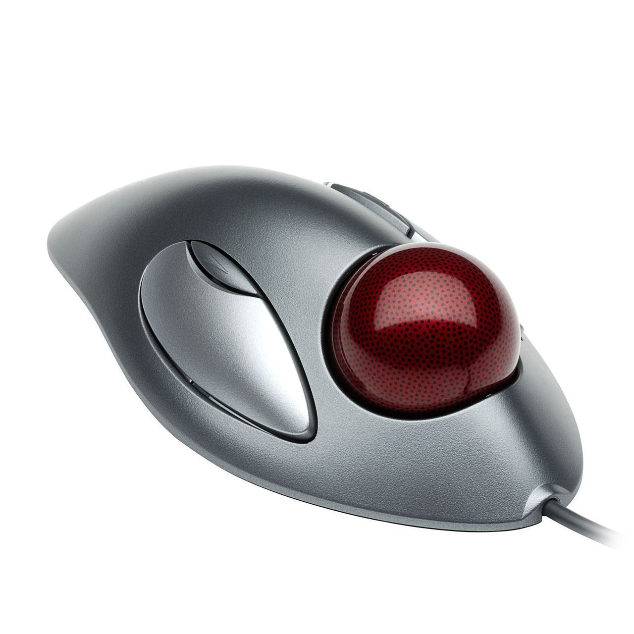 Logitech Marble Mouse ERKALOG117 voorkant links