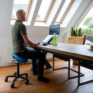 Office Amazone balans zadelkruk