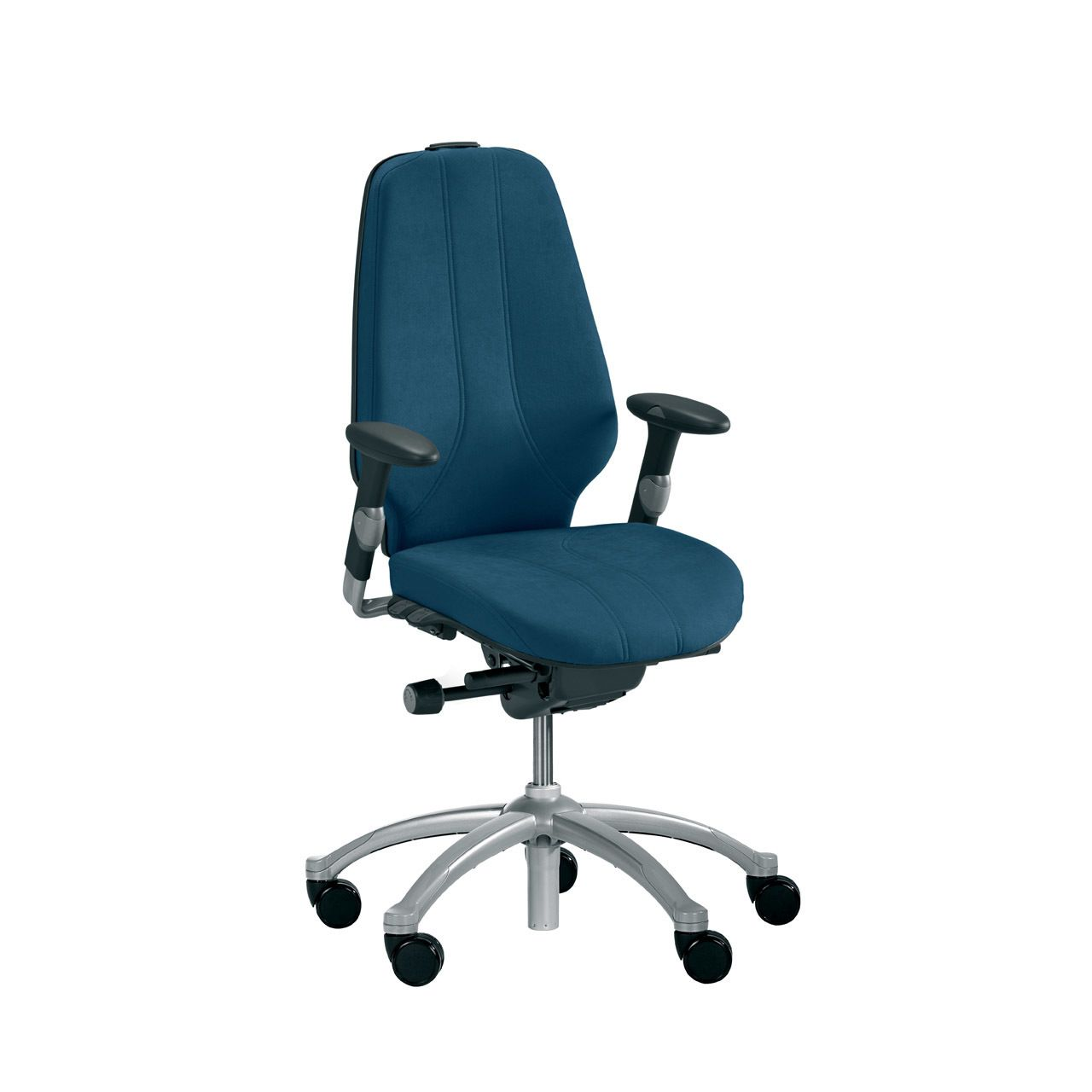 RH Logic 400 XL Ergonomische bureaustoel blauw