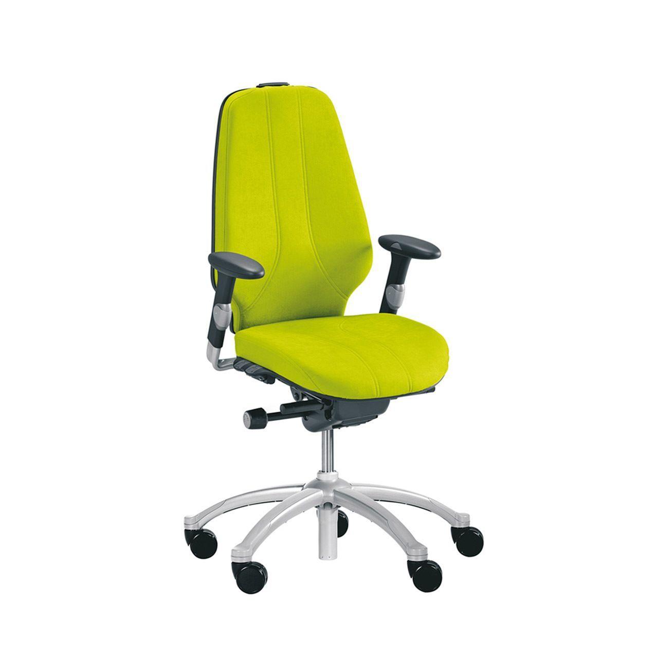 RH Logic 400 XL Ergonomische bureaustoel groen