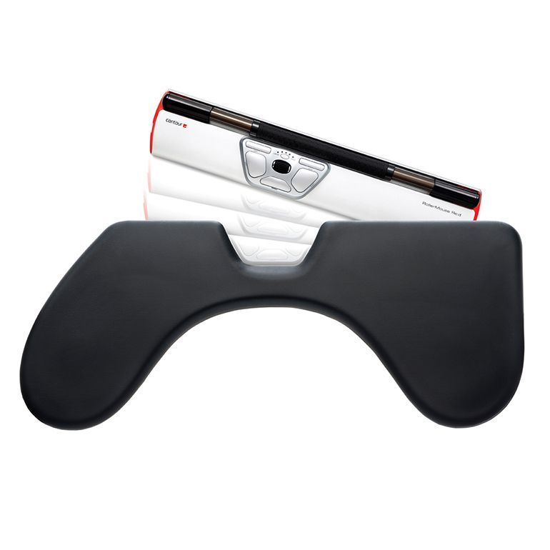 RollerMouse Red Max centrische muis