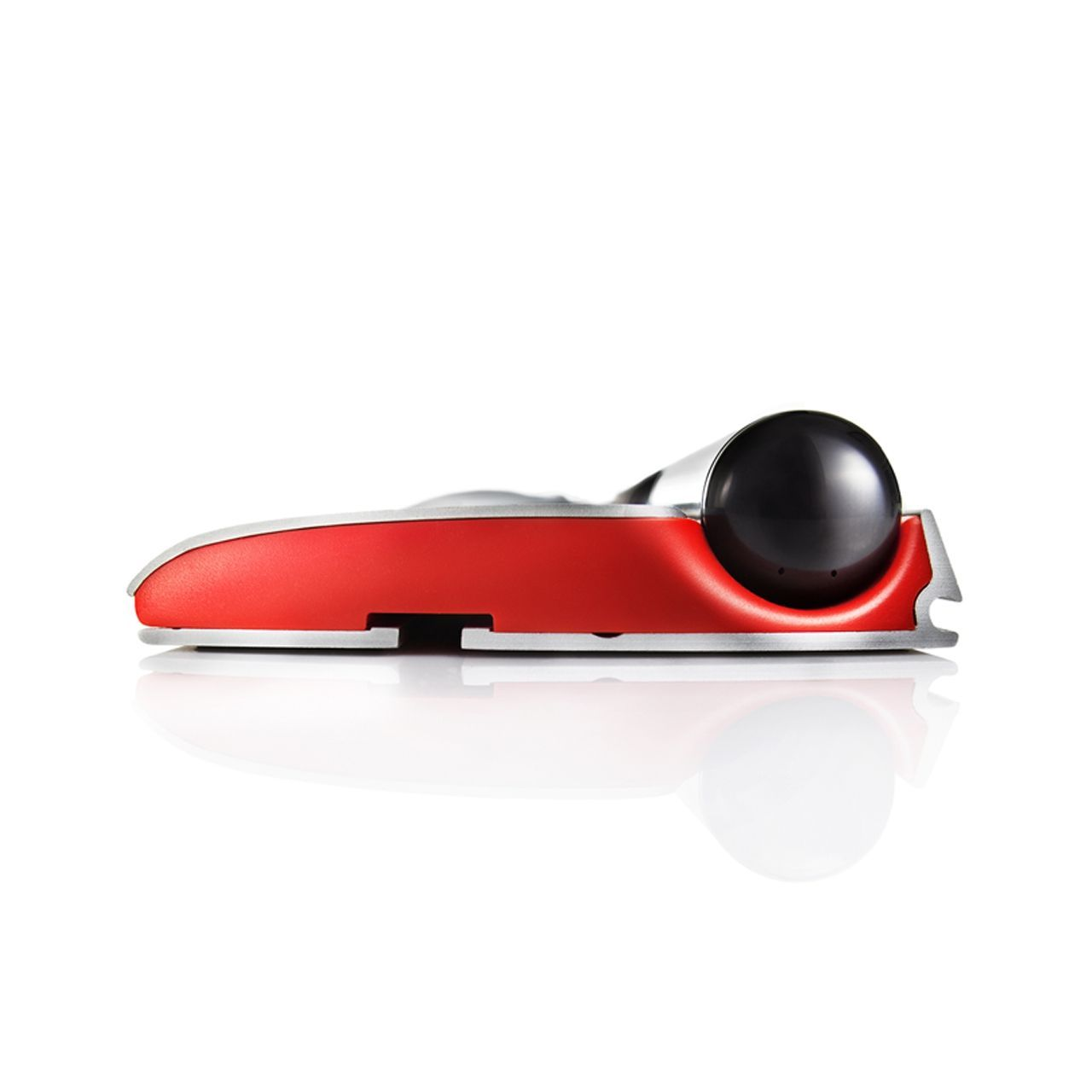 RollerMouse Red centrische muis
