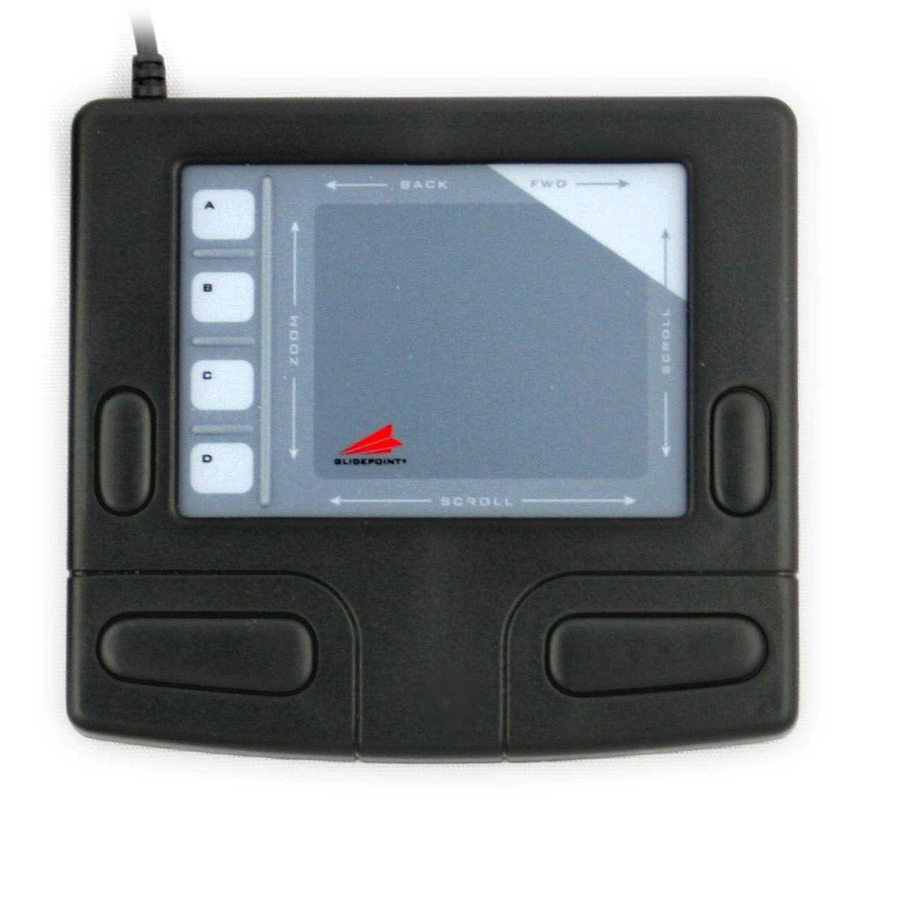 Smart Cat Touchpad Pro ERKASMA123 Vooraanzicht aan