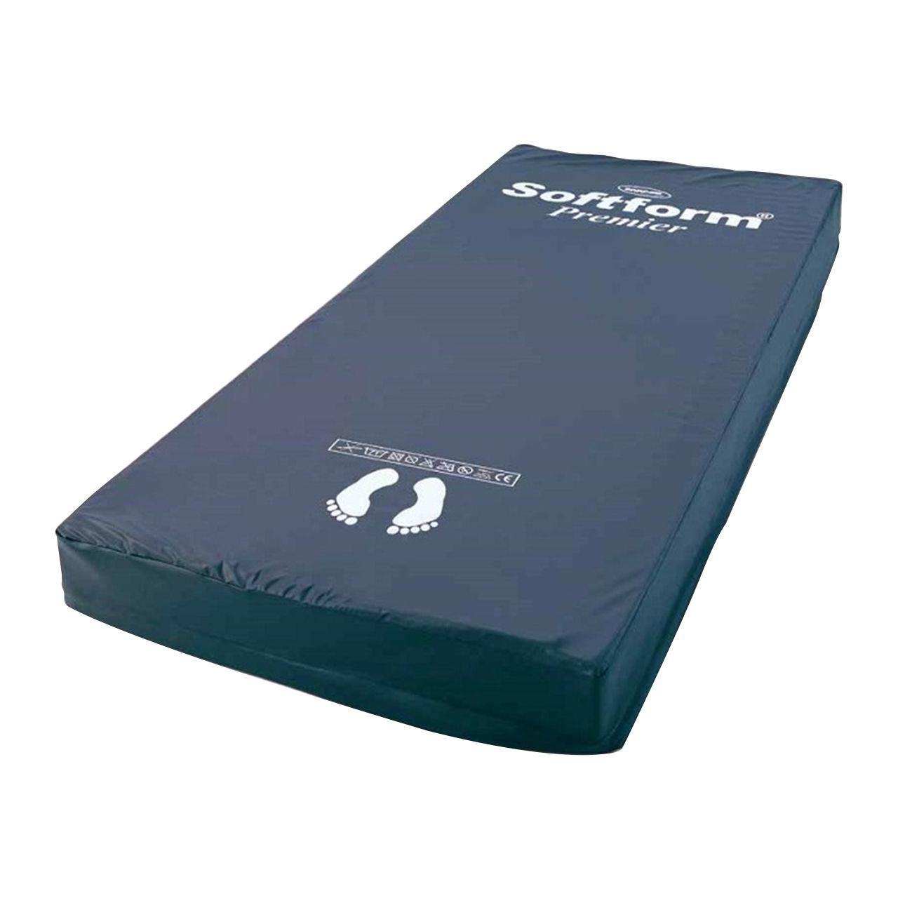 softform premier matrassen voorkant