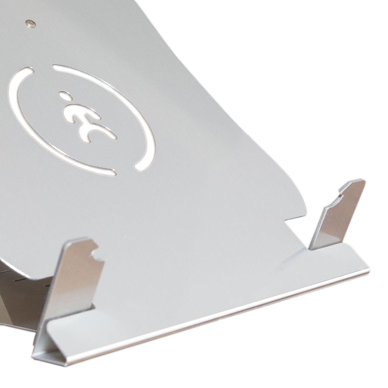 Topmate II laptopstandaard Detail