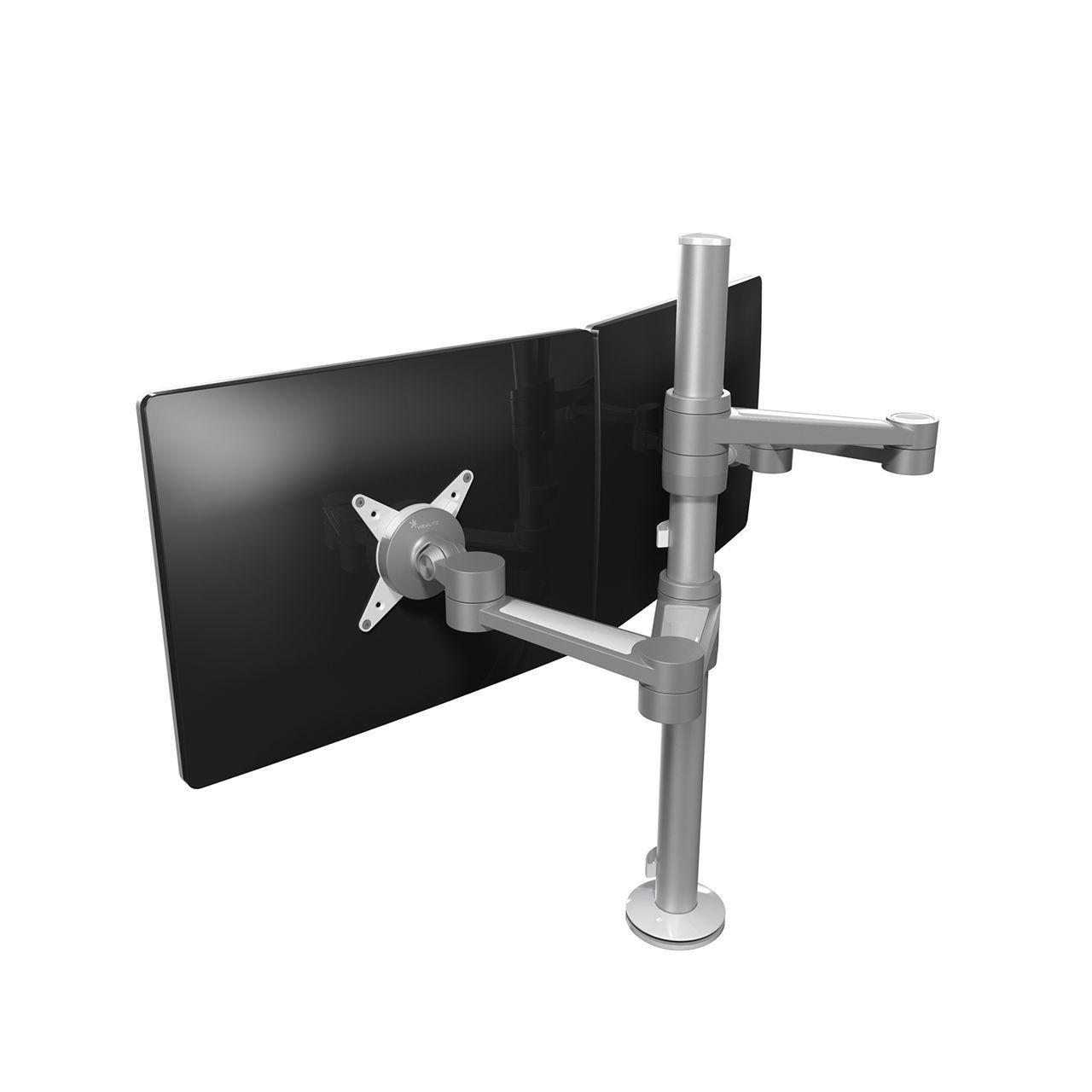 viewlite dual flatscreenarmen ERKAVLI05 Achterkant