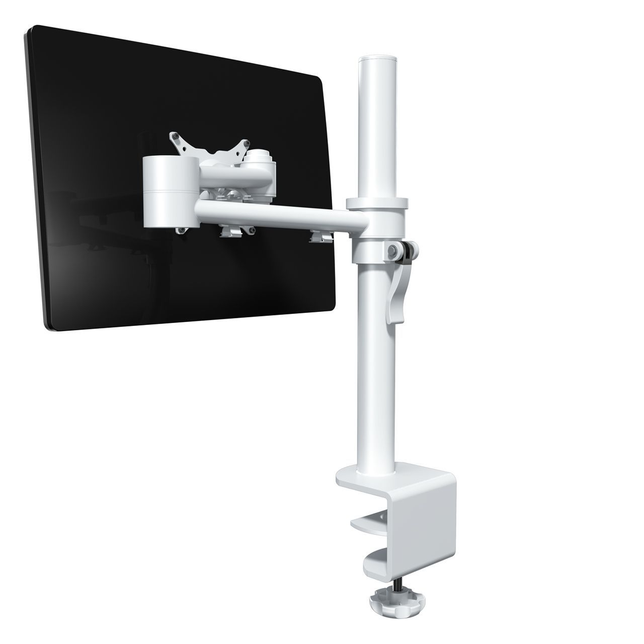 viewmate ecoline monitorarm flatscreen en monitorsteunen ERKAVME01 Achterzijde